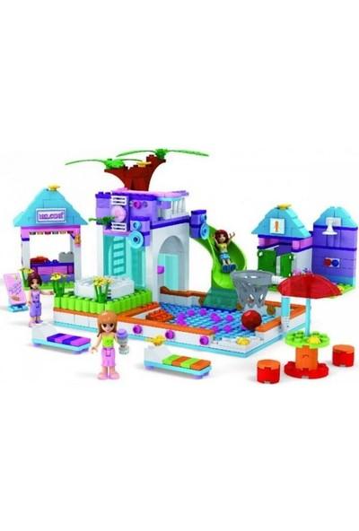 Bircan Lego Ausini 485 Parça Fashion Seti