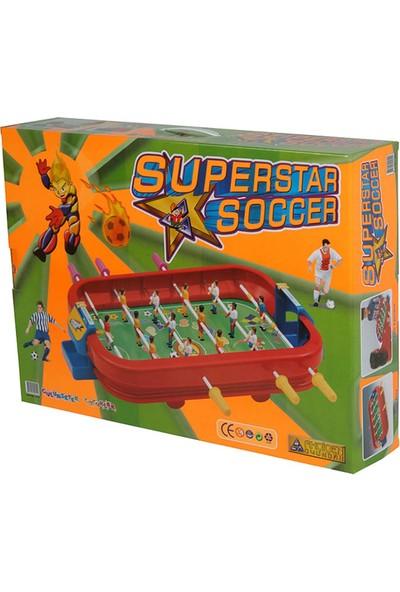 Akçiçek Oyuncak 012 Süper Star Soccer Langırt