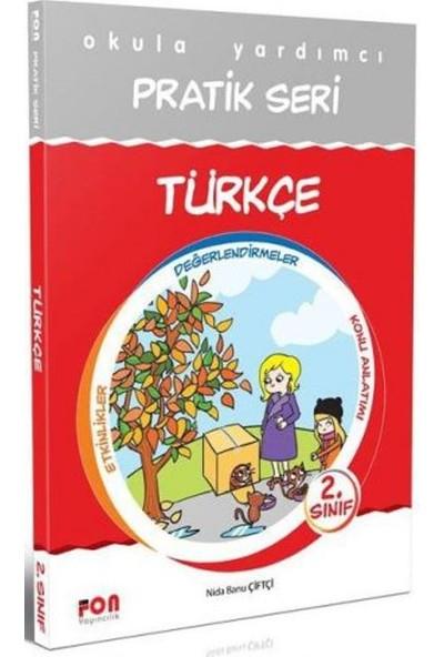 Fon 2. Sınıf Pratik Serisi Türkçe Konu Anlatımı
