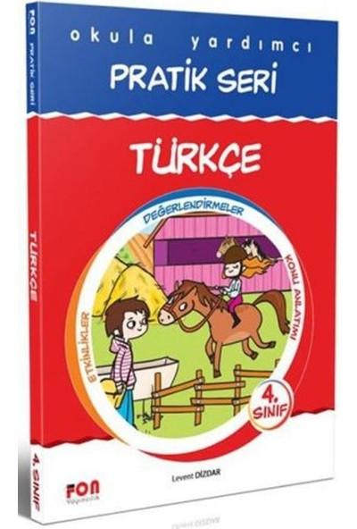 Fon 4. Sınıf Pratik Seri Türkçe Konu Anlatımı