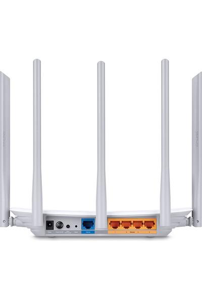 TP-Link Archer C60 AC 1350Mbps Kablosuz Dual Band Access Point ve Router