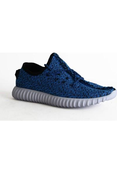 Texin Erkek Spor Ayakkabı 037 Mavi