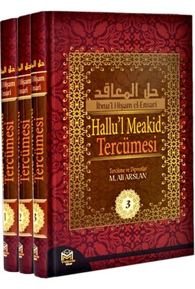 Hallu'l Meakid Tercümesi (3 Cilt Takım)(Ciltli)