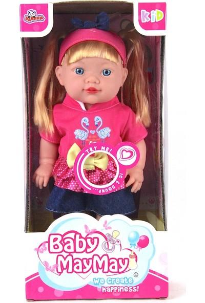 Vardem 40 cm Baby MayMay Konuşan Bebek3706