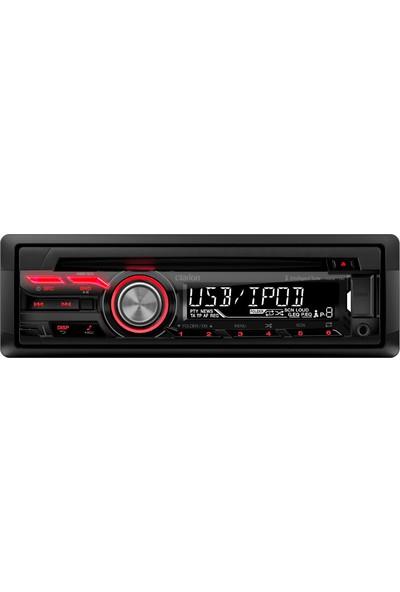 Clarion CZ215E Radyo, Cd, Usb, Mp3 Çalar Oto Teyp