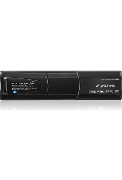 Alpine DHA‐S690 6'lı DVD Değiştirici