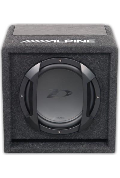 Alpine SWE‐815 20 cm Subwoofer Dahili Amplifikatör