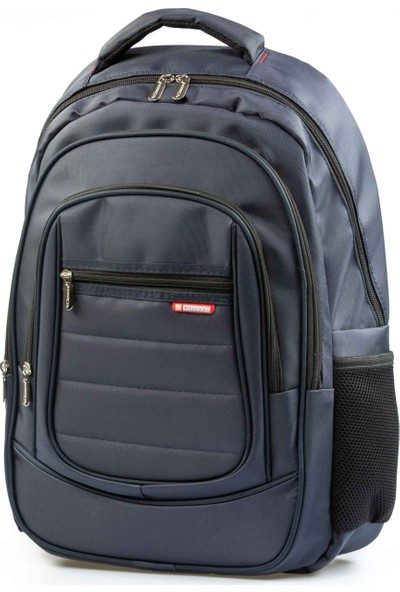 Classone BP-L201 15,6 inç Notebook Sırt Çantası-Lacivert