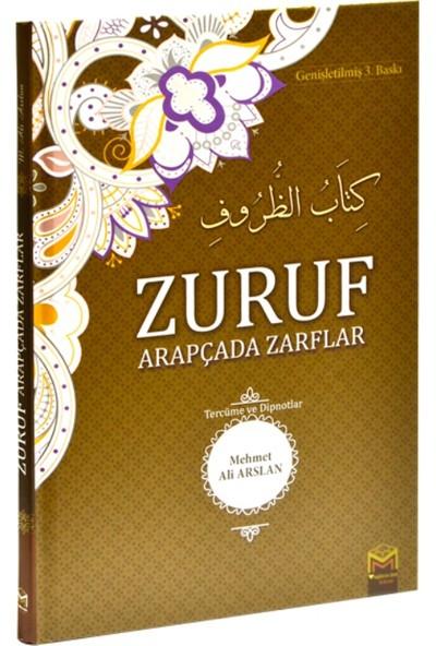 Zuruf Arapçada Zarflar (Tercüme Ve Dipnotlar)(Ciltli)