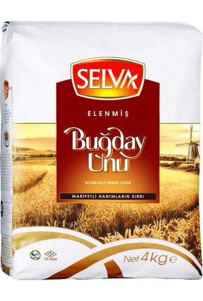 Selva Buğday Unu 4 kg