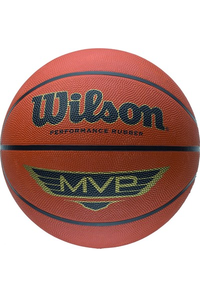 Wilson Basketbol Topu Mvp Brown N:6 (B9066X)