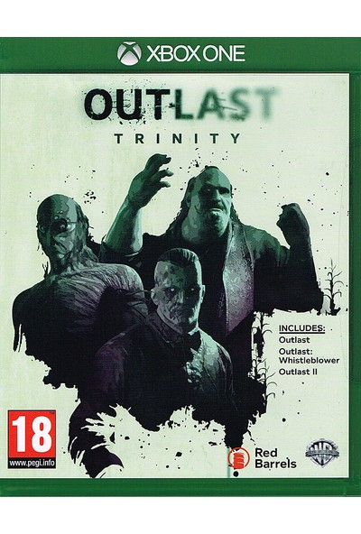 Outlast Trınıty Xbox One