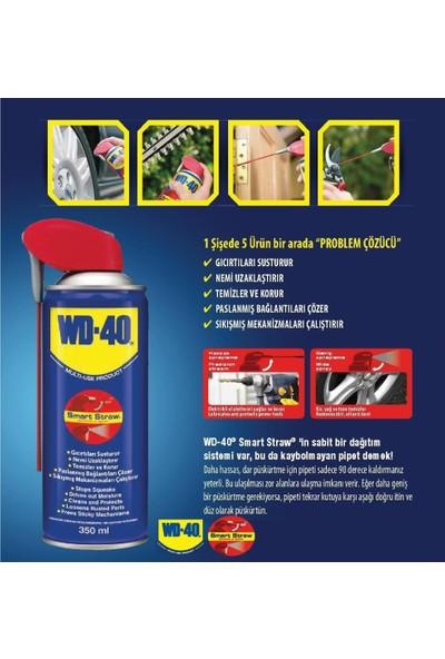 Henkel Wd 40 Smart Straw Akıllı Pipetli Pas Sökücü & Yağlayıcı 350 ml
