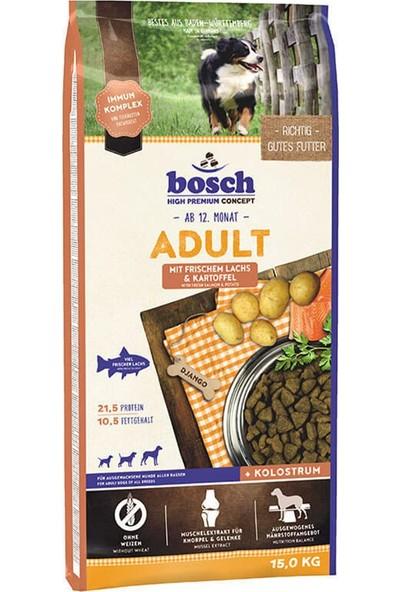 Bosch Salmon - Kartoffel Somon Balıklı Patatesli Yetişkin Köpek Maması 15 Kg