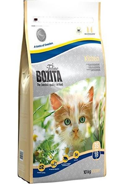 Bozita Feline Kitten İsveç Tavuk Ve İskandinav Somonlu Yavru Kedi Maması 10 Kg