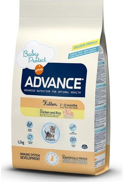 Advance Tavuklu Yavru Kedi Maması 1.5 Kg