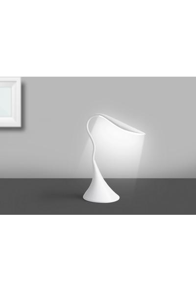 Petrix Swan Kuğu Masa Lambası Beyaz Tbl0004-B