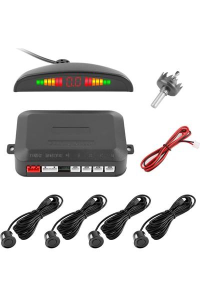 ModaCar Siyah Sensörlü Araç Park Sensörü 422509