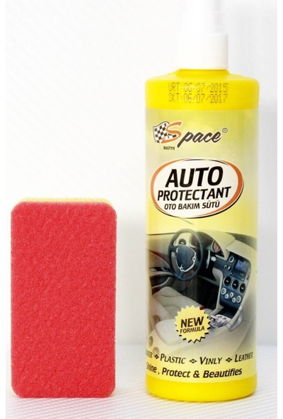 ModaCar Space Torpido ve Araç Tüm İç Alan Temizleme Sütü ve Süngeri 422627