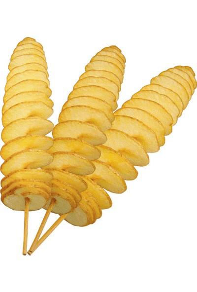 Mudosa Spiral Patates Dilimleyici