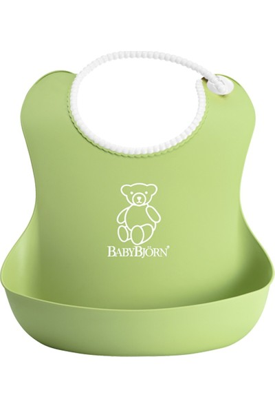 Babybjörn Yumuşak Plastik Mama Önlüğü