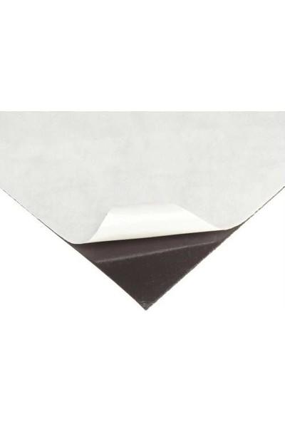 Hdg Yapışkanlı Levha Mıknatıs - Arkası Çıkartmalı Magnet Mıknatısı 101 Cm Boy -0, 4 Mm Kalınlık