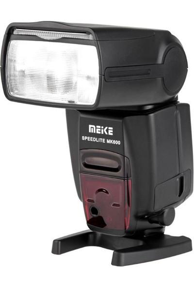 Meike Canon İçin Mk600 Hss 1/8000 E-Ttl II Flaş