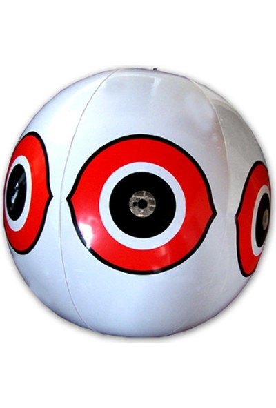 Bird-X Scare Eyes Beyaz Kuş Kovucu Balon 180 M²