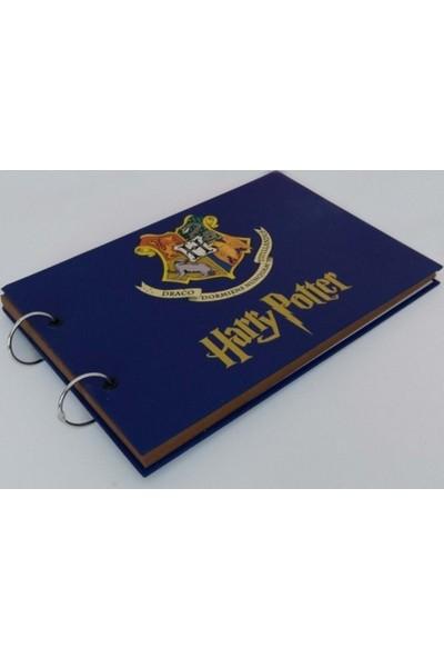 Maxipark Harry Potter Tasarım Kendin Yap Fotoğraf Albümü Ve Defter