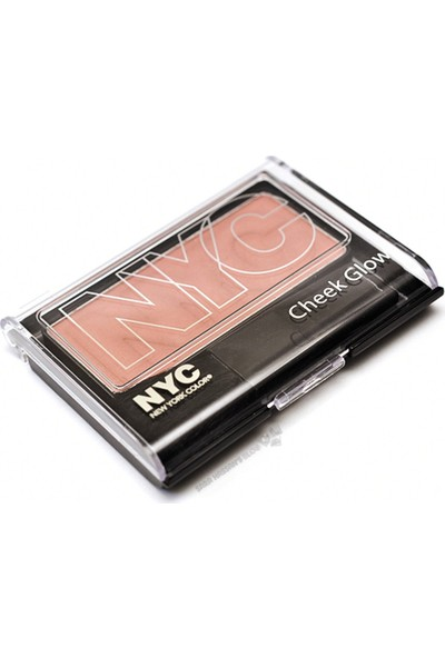 Nyc ( New York Color) Mercan Allık 8.10 Gr