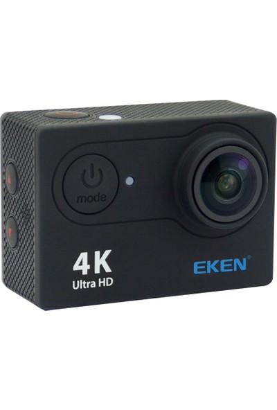 Eken H9R 4K Ultra HD Wifi Aksiyon Kamera -Siyah