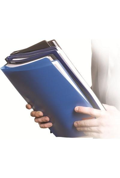 Kraf Sunum Dosyası A3 20 Sayfa (1120A3) Mavi