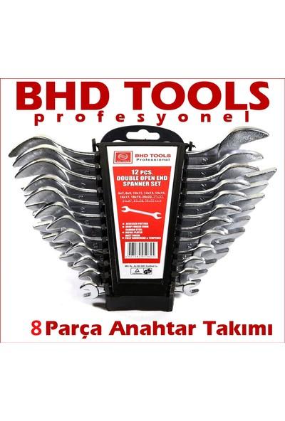 Bhd 8 li Açık Ağız Anahatar Takımı
