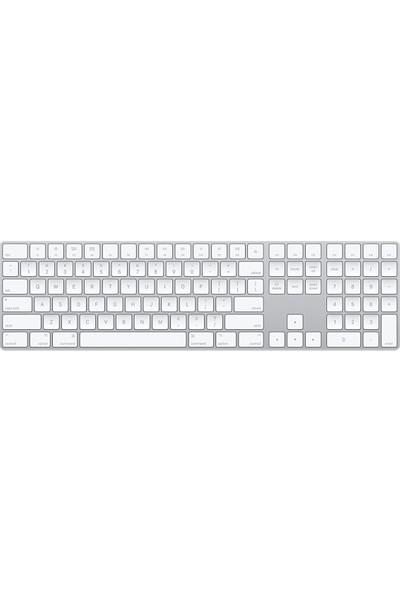 Apple Sayısal Tuş Takımı Magic Keyboard Türkçe Q - Gümüş MQ052TQ/A