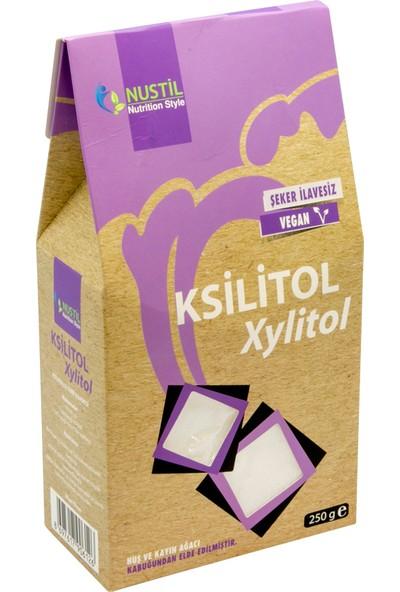 Nustil Nutrition Style Ksilitol - Doğal Tatlandırıcı