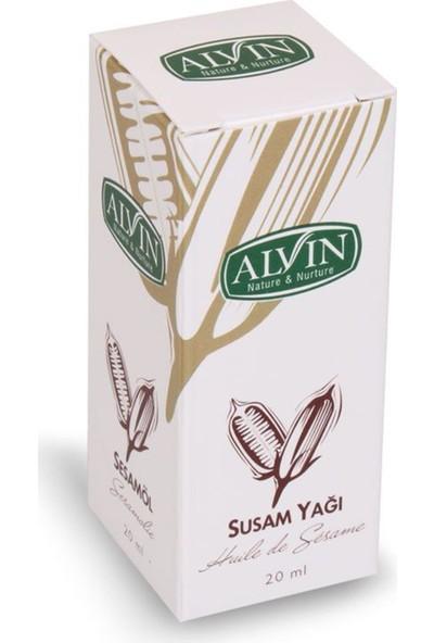 Alvin Susam Yağı