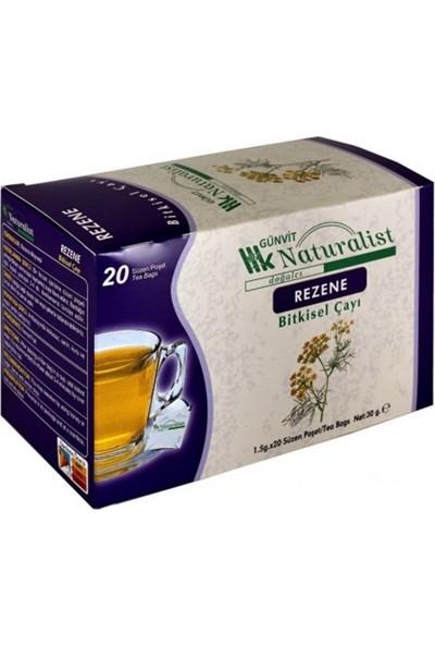 Günvit Naturalist Rezene Bitki Çayı