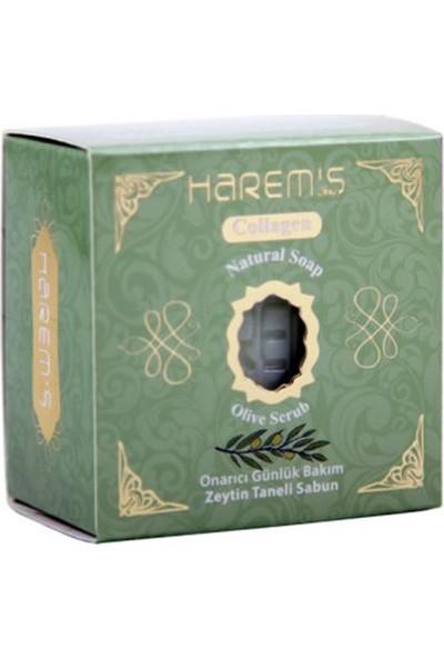 Harem's Zeytin Taneli Sabun