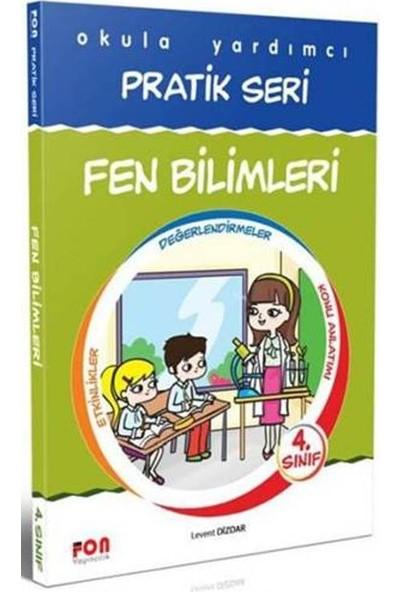 Fon Yayınları 4. Sınıf Fen Bilimleri Pratik Serisi Konu Anlatımı