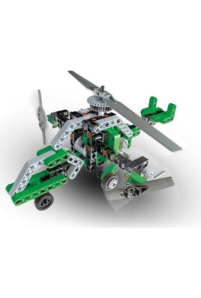 Clementoni Helikopter & Tekne Mekanik Laboratuvar 64299