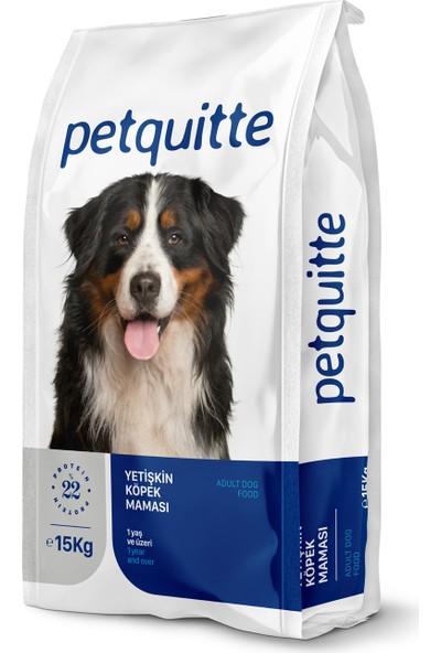 Petquitte Yetişkin Köpek Maması 15 Kg
