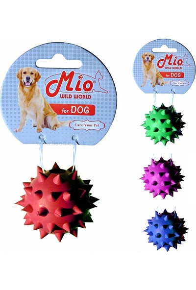 Mio Topuz Başı Köpek Oyuncak Small