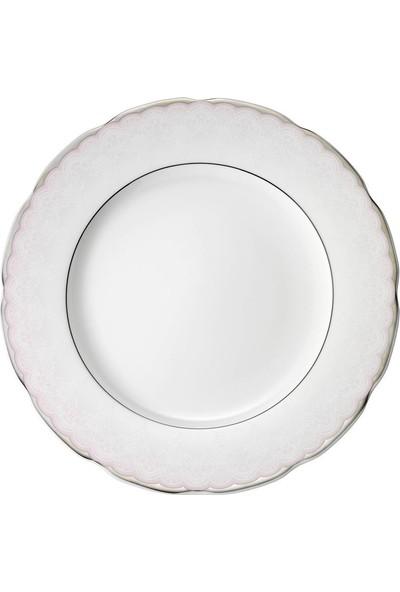 Kütahya Porselen Bone Olympos 62 Parça 92904 Desenli Yemek Takımı