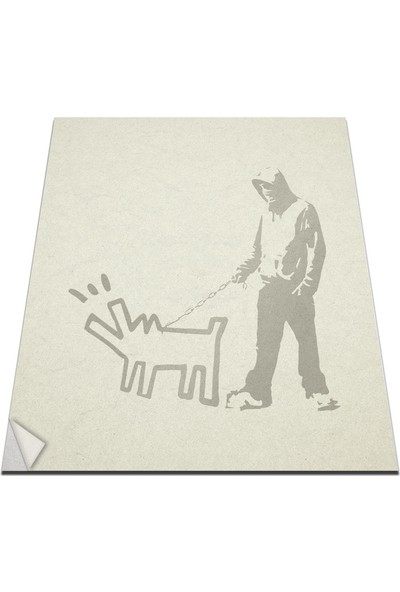 Bisticker W-120 Hıp Hop Duvar Sticker