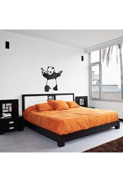 Bisticker W-103 Panda Duvar Sticker
