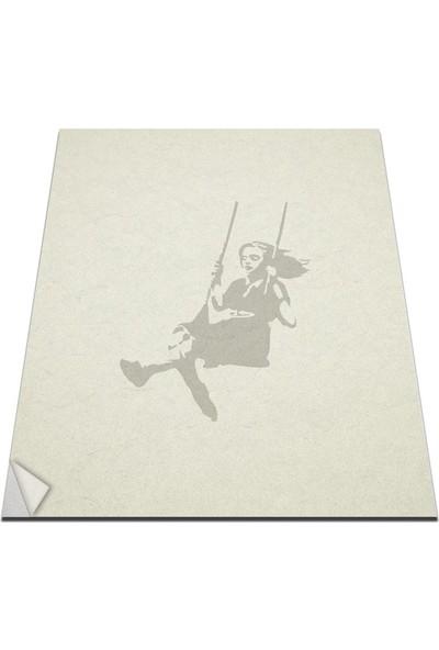 Bisticker W-104 Salıncak Duvar Sticker