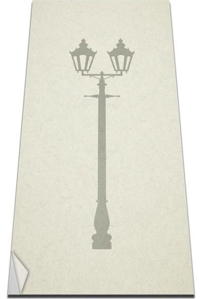 Bisticker W-155 Sokak Lambası Duvar Sticker