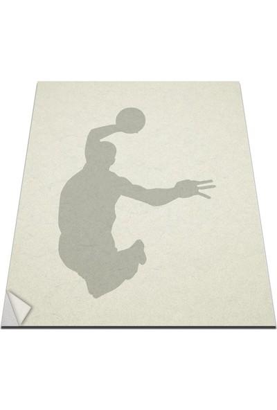 Bisticker W-163 Basketbol Duvar Sticker