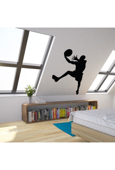 Bisticker W-162 Basketbol Duvar Sticker