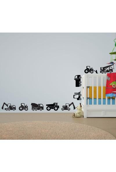 Bisticker W-219 Çocuk Odası Duvar Sticker
